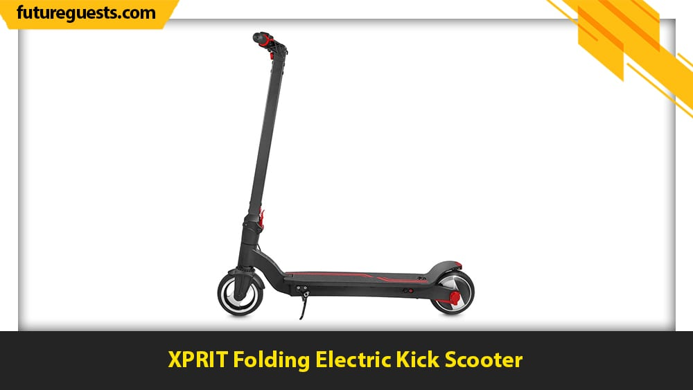 best electric scooters for climbing hills XPRIT Folding Electric Kick Scooter