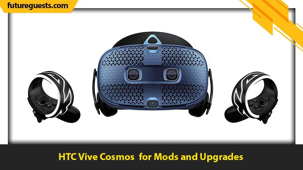 best flight sim vr headset HTC Vive Cosmos