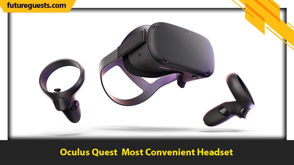 best flight sim vr headset Oculus Quest