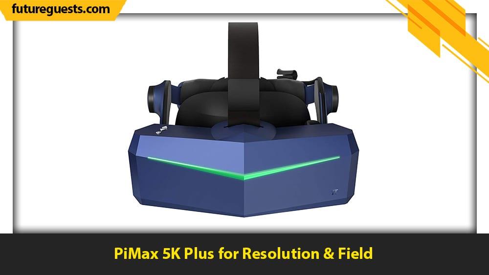best flight sim vr headset PiMax 5K Plus
