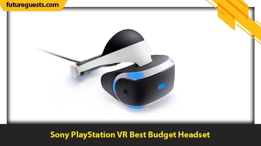best skyrim vr headsets Sony PlayStation VR