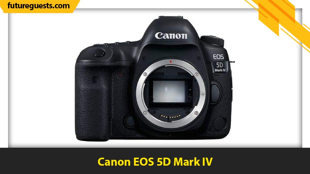 best video camera for musicians Canon EOS 5D Mark IV
