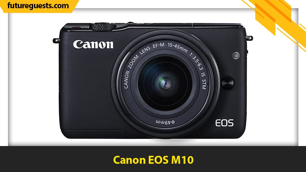 best video camera for musicians Canon EOS M10