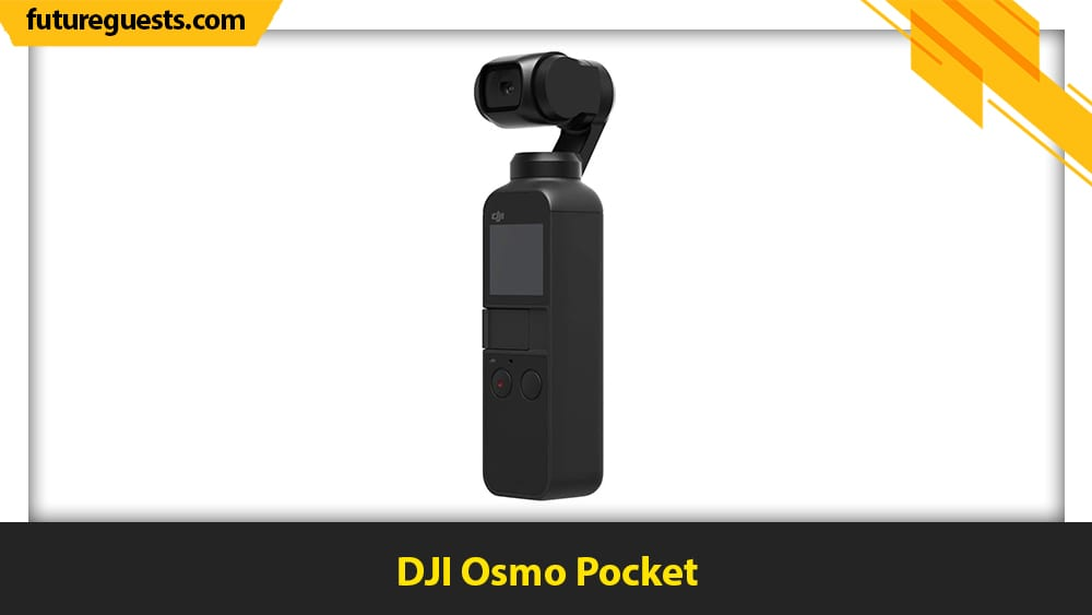 best video camera for musicians DJI Osmo Pocket