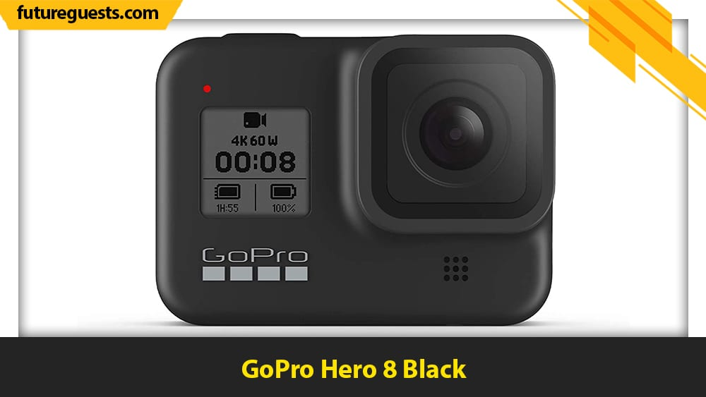 best video camera for musicians GoPro Hero 8 Black