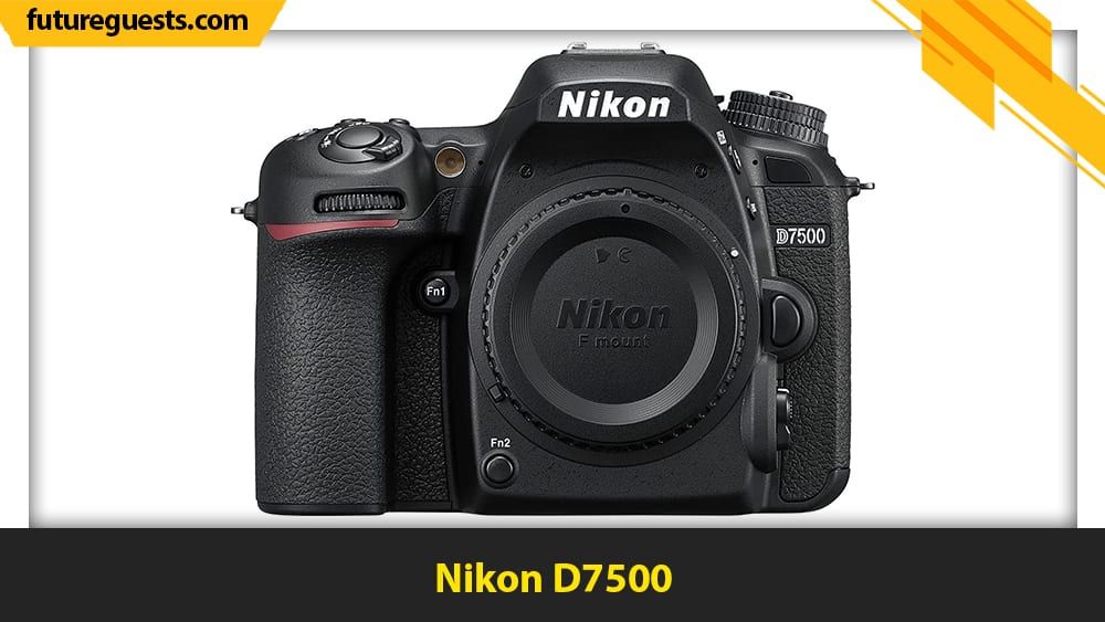 best video camera for musicians Nikon D7500