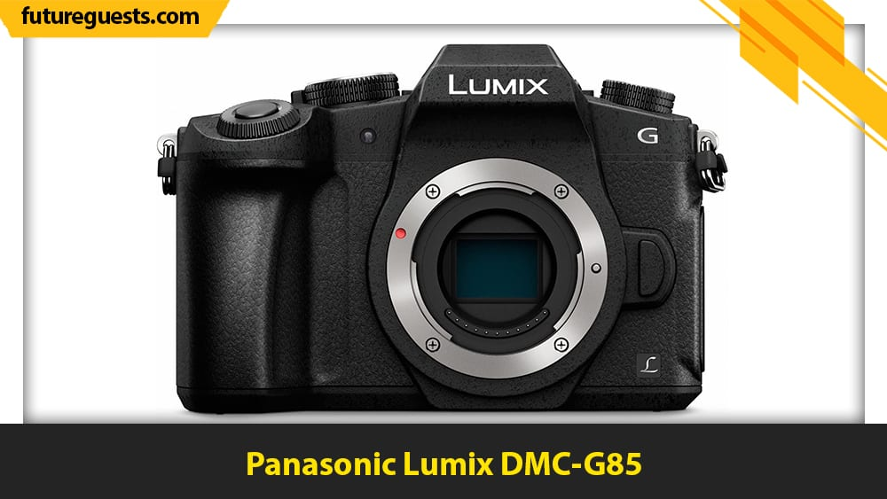 best video camera for musicians Panasonic Lumix DMC-G85