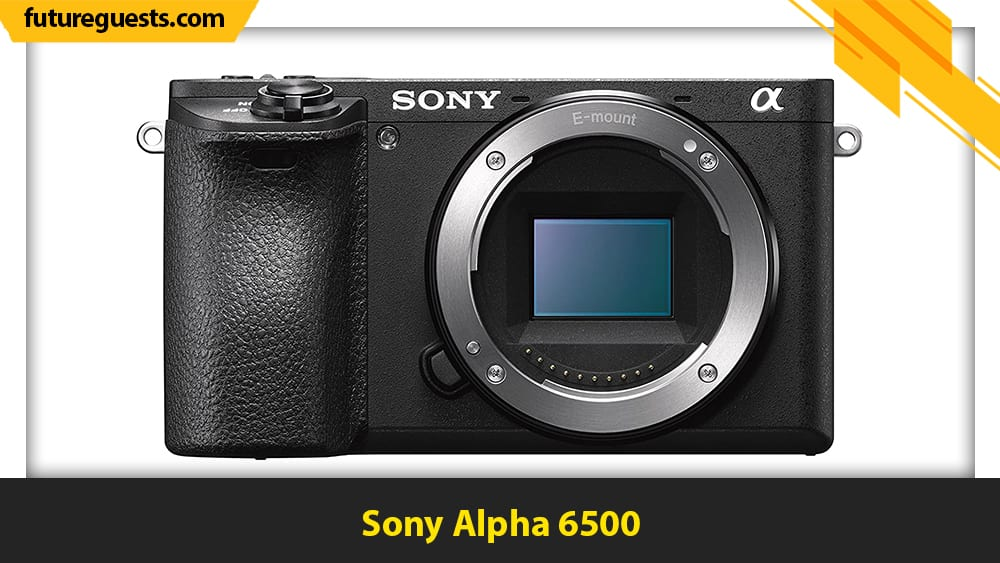 best video camera for musicians Sony Alpha 6500