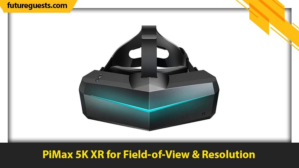 best vr headset for elite dangerous PiMax 5K XR