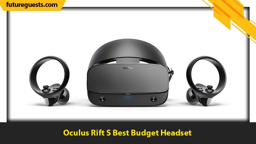 best vr headset for x-plane 11 Oculus Rift S Best Budget Headset