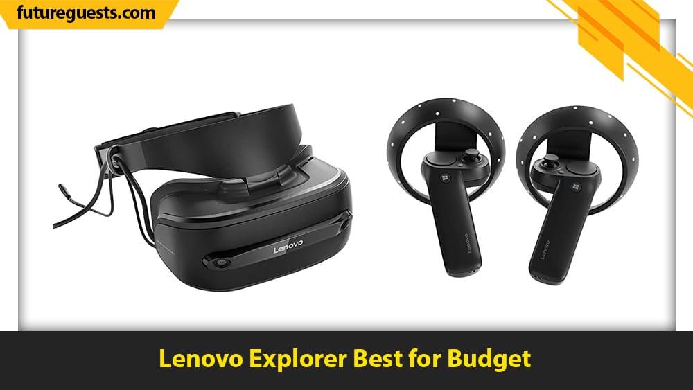 best vr heasets for sim racing Lenovo Explorer