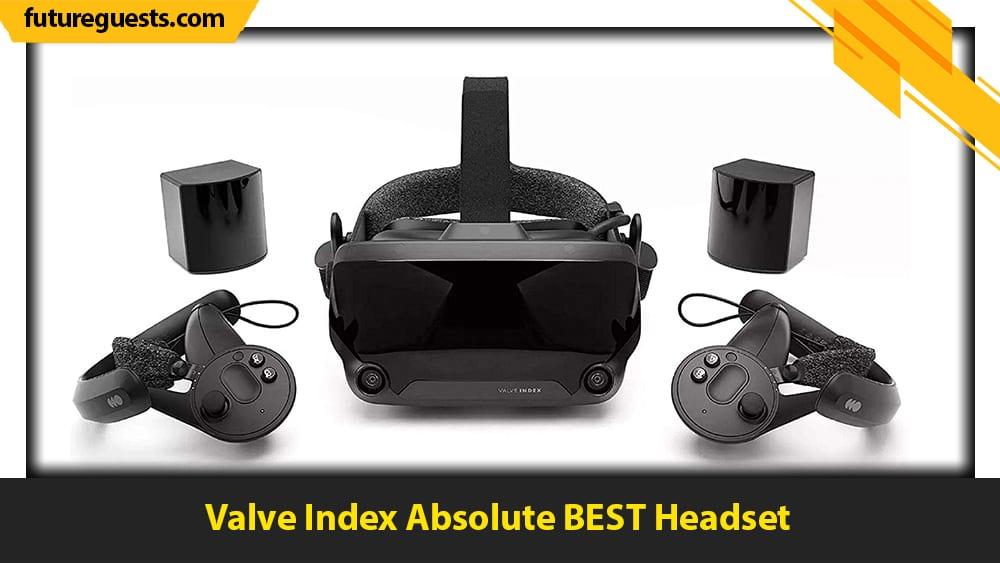best vr heasets for sim racing Valve Index