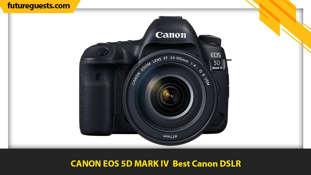 best cameras for car photography CANON EOS 5D MARK IV