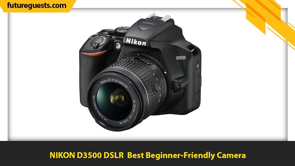 best cameras for car photography NIKON D3500 DSLR