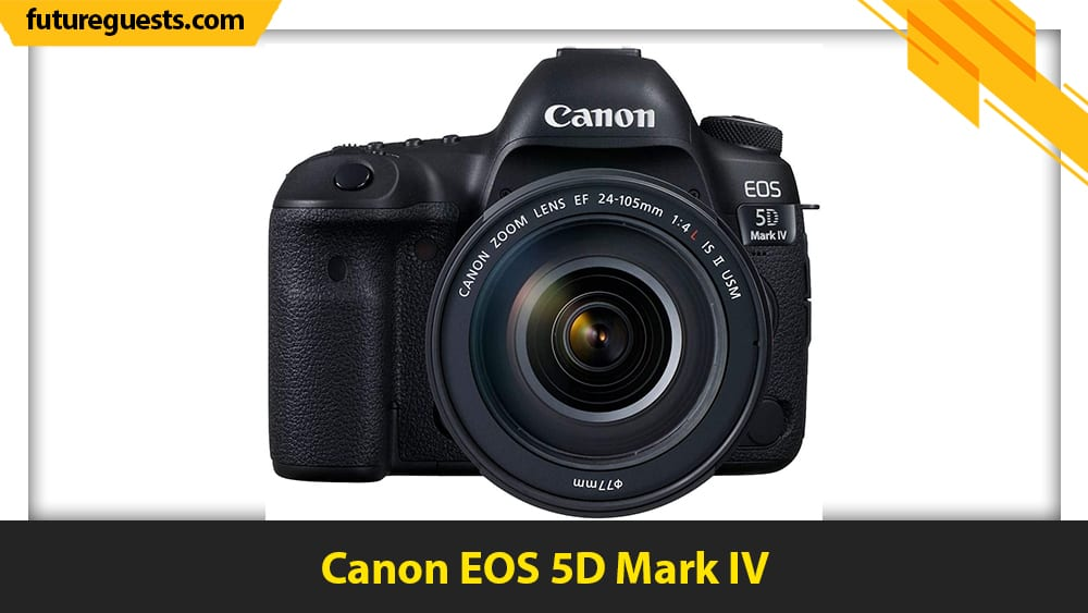 best cameras for graphic designers Canon EOS 5D Mark IV