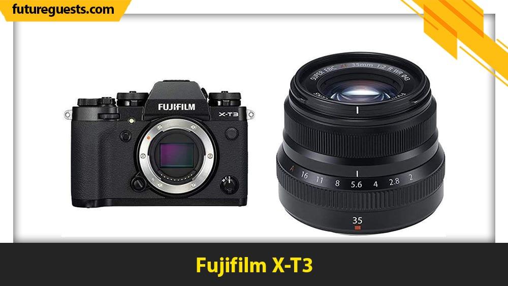 best cameras for graphic designers Fujifilm X-T3