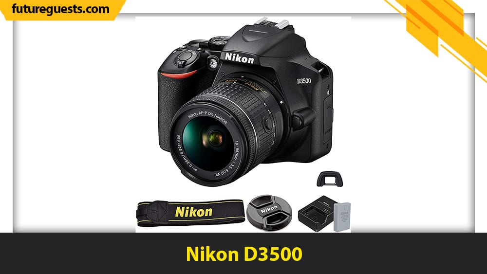 best cameras for graphic designers Nikon D3500