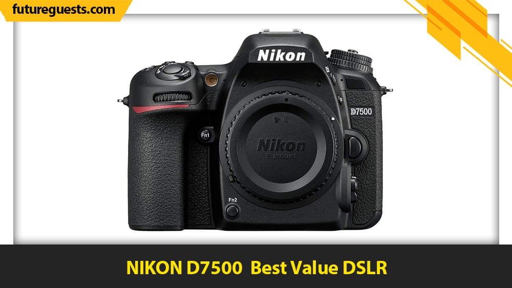 best car photography cameras NIKON D7500