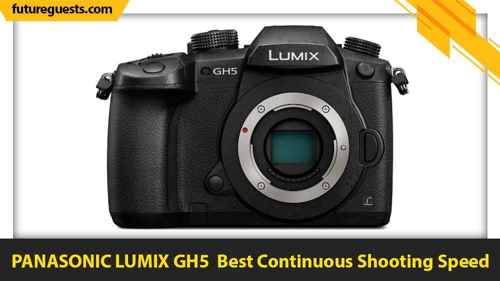 best car photography cameras PANASONIC LUMIX GH5