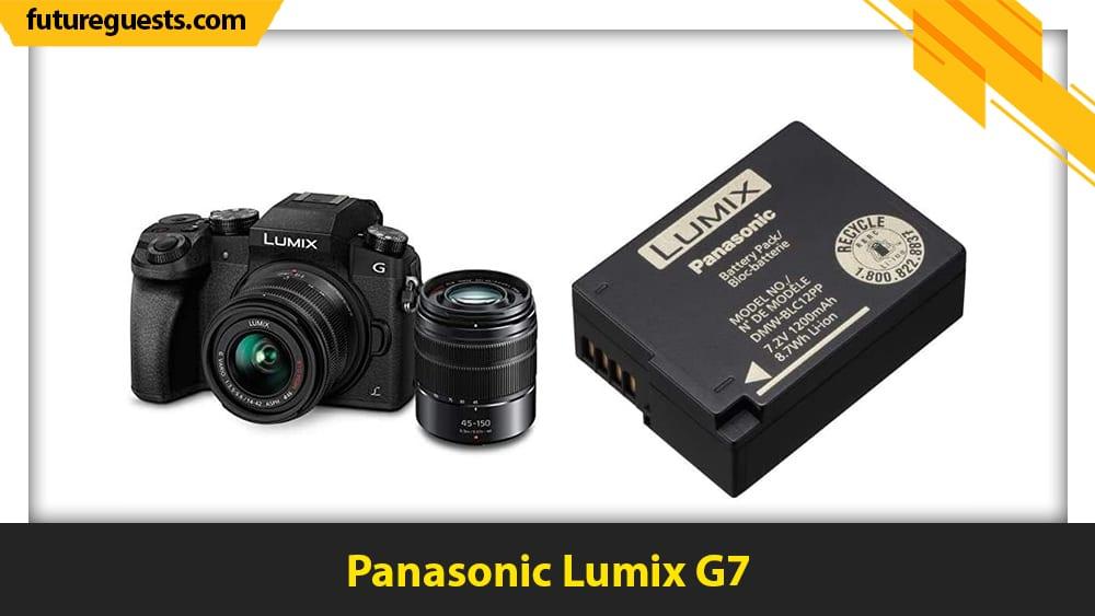 best graphic designers cameras Panasonic Lumix G7