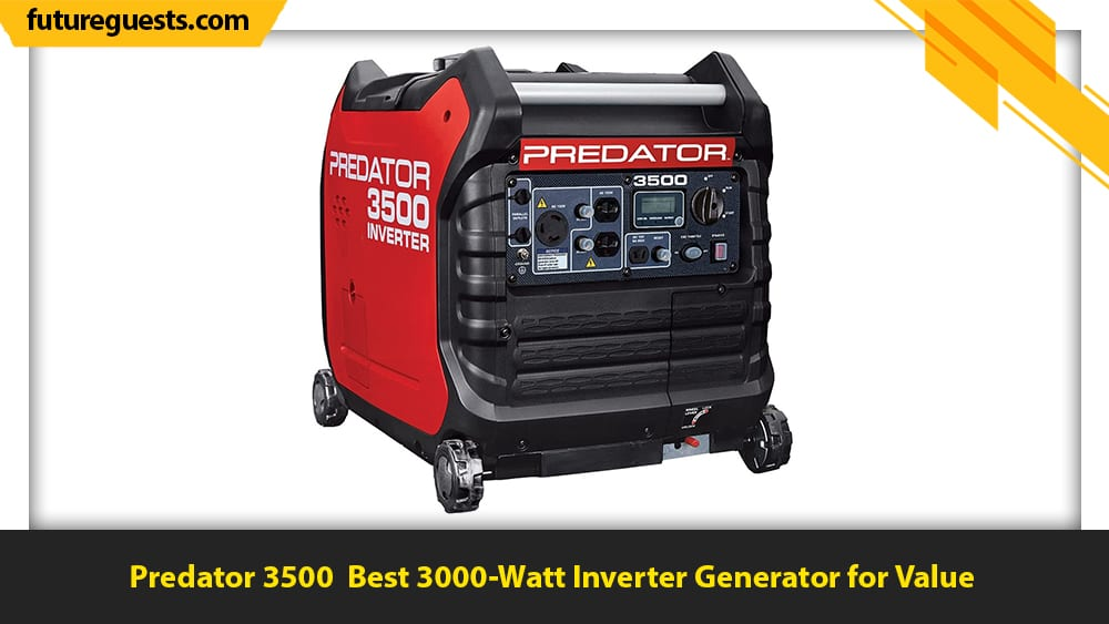 Best 3000 Watt Inverter Generator Predator 3500