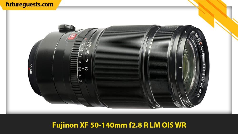 best fujifilm x-t30 lenses Fujinon XF 50-140mm f2.8 R LM OIS WR