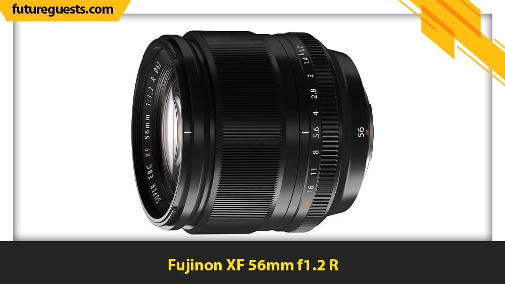 best fujifilm x-t30 lenses Fujinon XF 56mm f1.2 R
