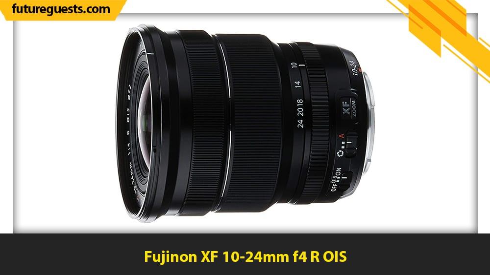 best lenses for fujifilm x-t30 Fujinon XF 10-24mm f4 R OIS