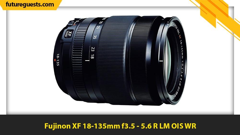 best lenses for fujifilm x-t30 Fujinon XF 18-135mm f3.5 - 5.6 R LM OIS WR