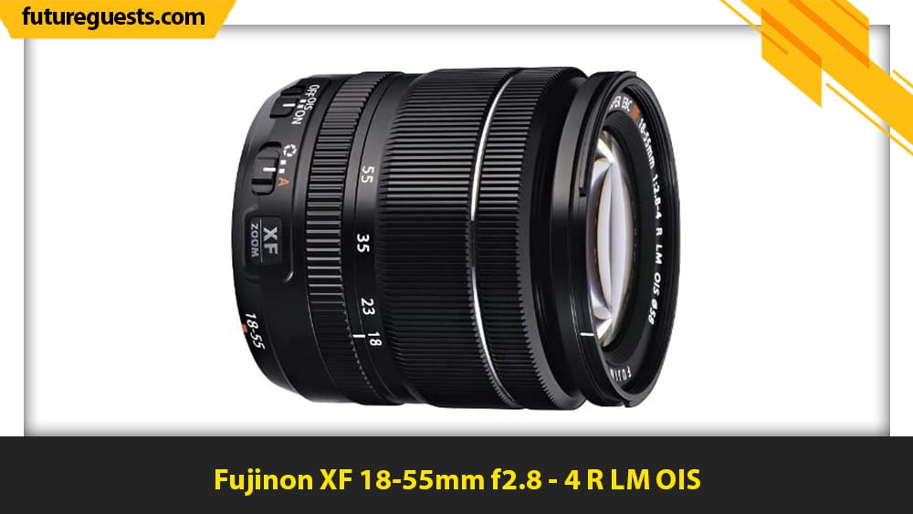 best lenses for fujifilm x-t30 Fujinon XF 18-55mm f2.8 - 4 R LM OIS