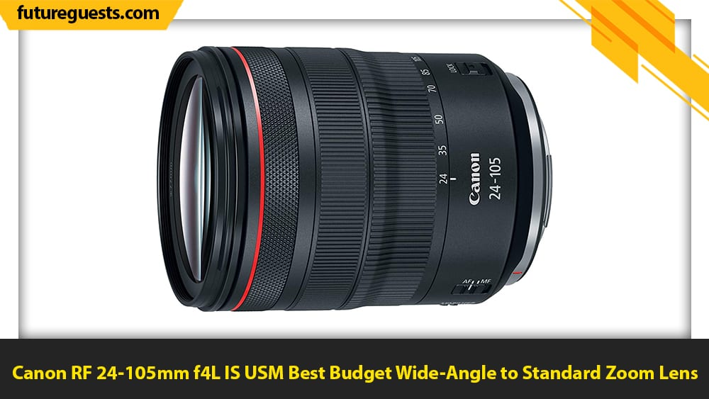 best lenses for canon eos r6 Canon RF 24-105mm f4L IS USM