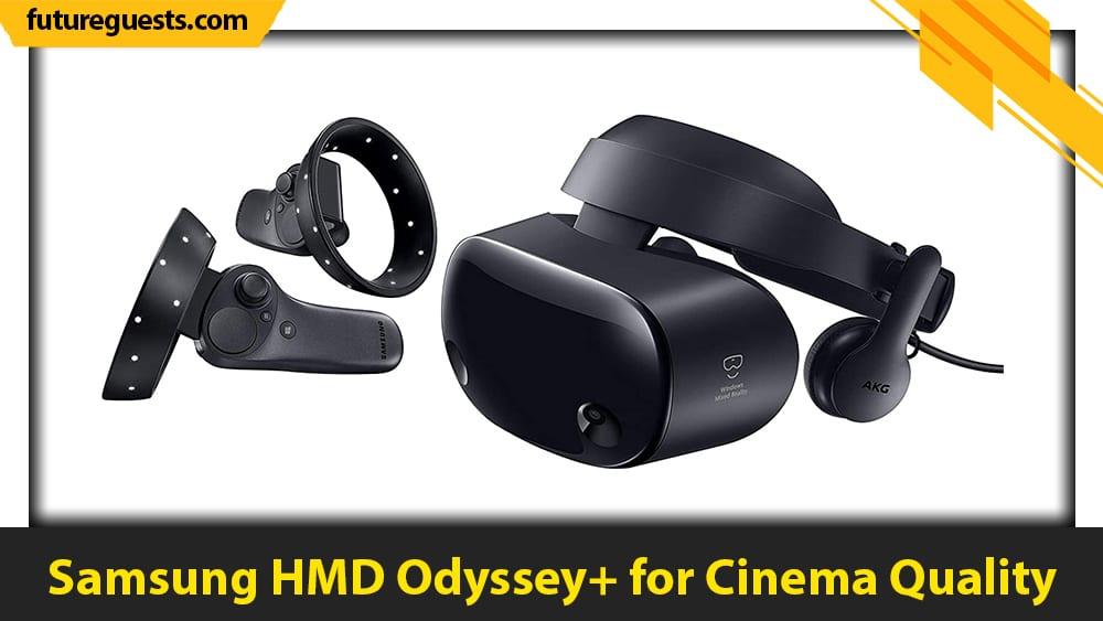 best vr headset for dcs world vr Samsung HMD Odyssey+
