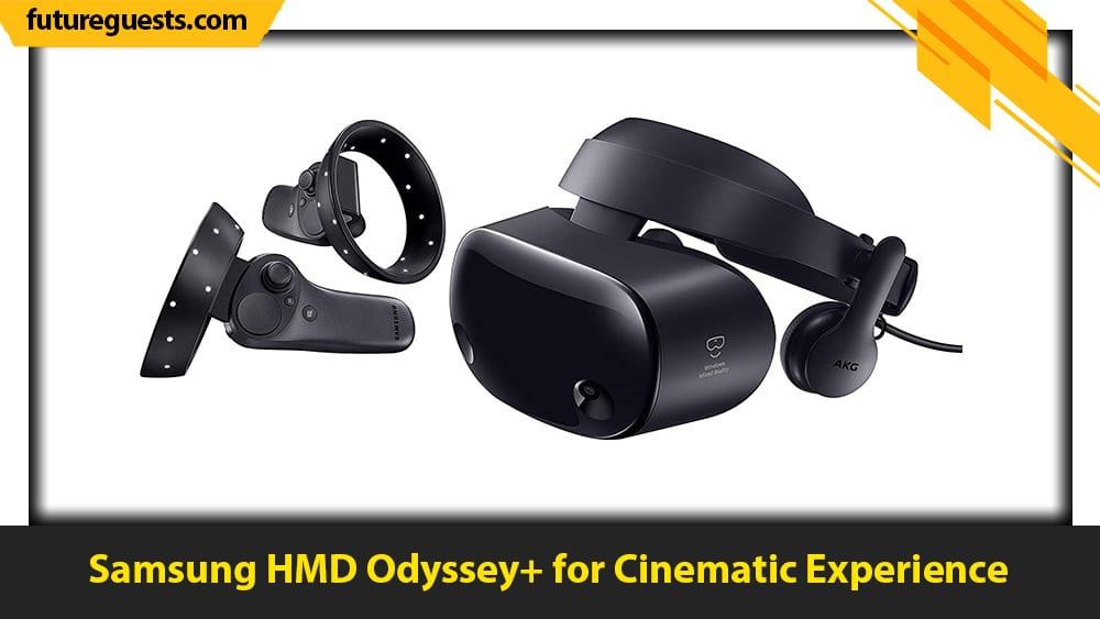 best vr headsets for boneworks Samsung HMD Odyssey+