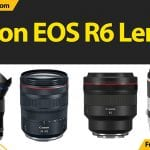 Best Lenses for Canon EOS R6 Reviewed | Buyers Guide