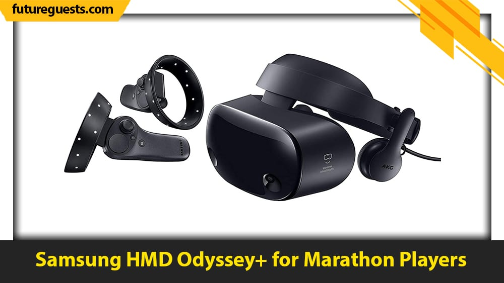 Blade and Sorcery VR headset Samsung HMD Odyssey+