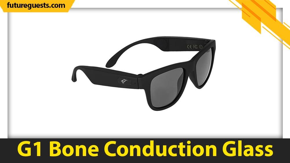 best bone conduction glasses G1 Bone Conduction Glass