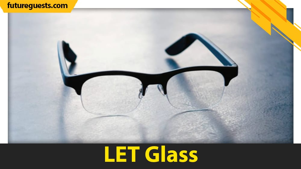 best bone conduction glasses LET Glass