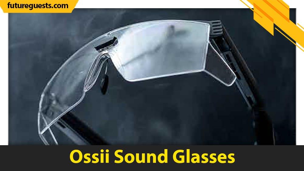 best bone conduction glasses Ossii Sound Glasses