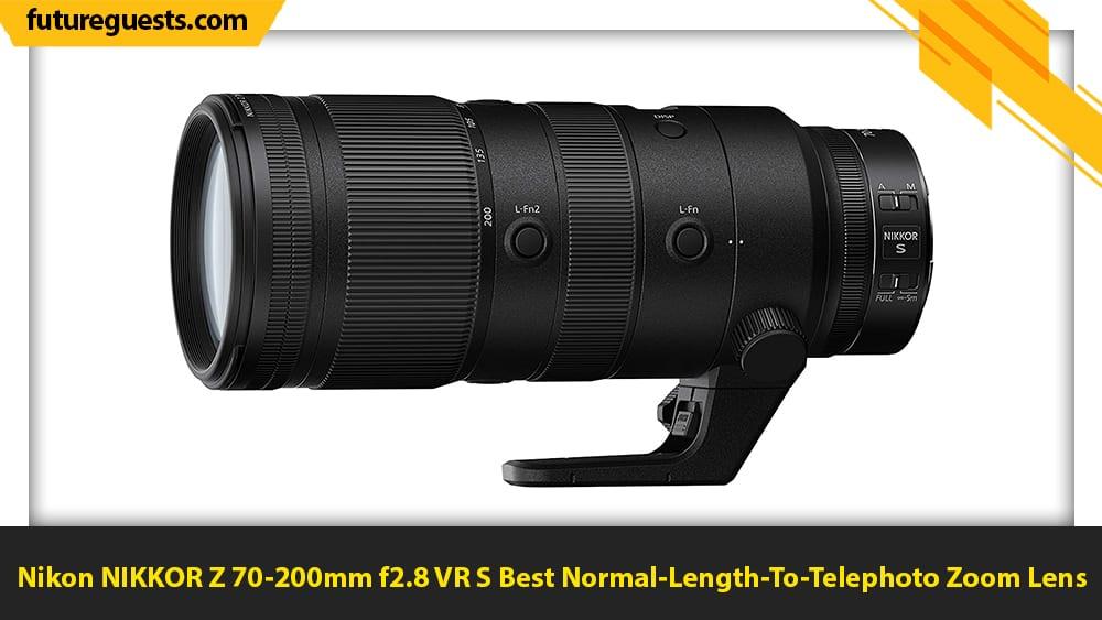 best nikon z5 lenses Nikon NIKKOR Z 70-200mm f2.8 VR S
