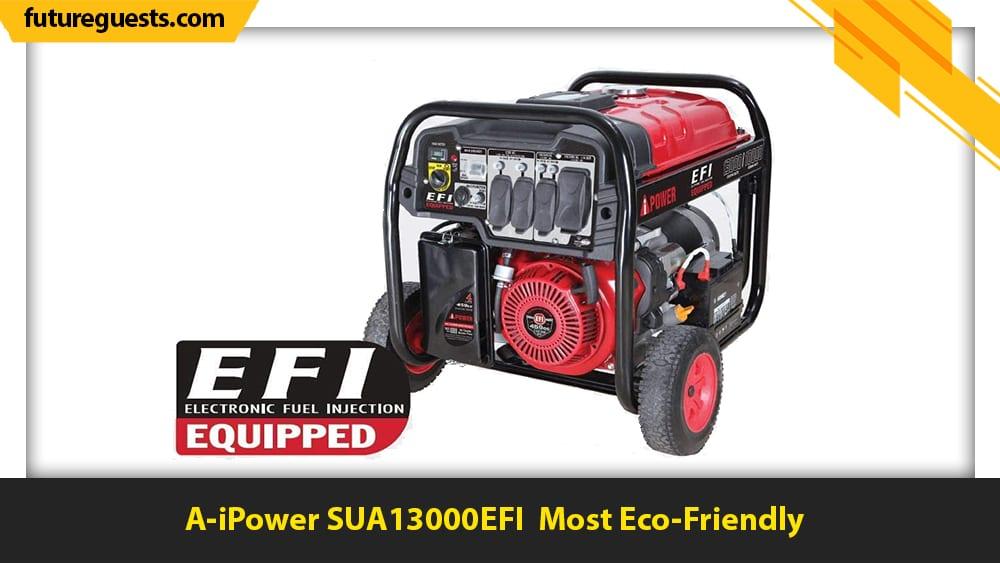 best 50 amp generator A-iPower SUA13000EFI