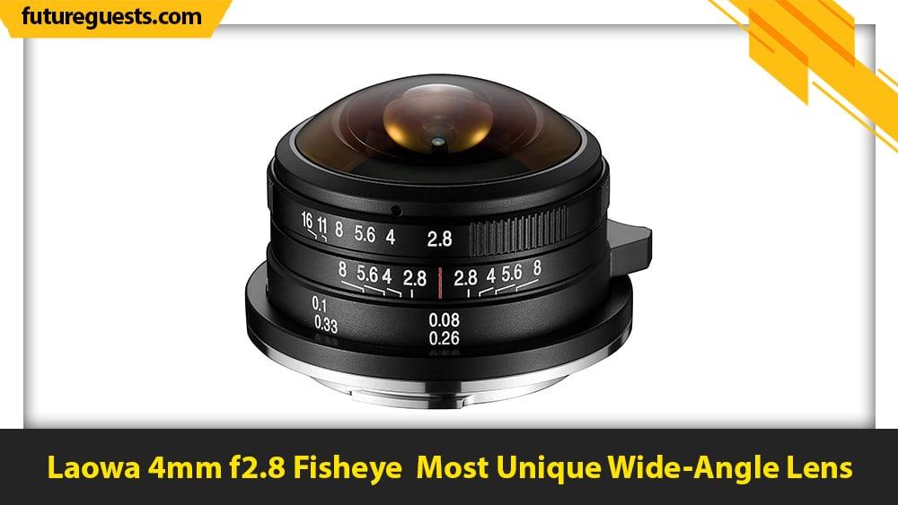 best canon eos m50 mark II lens Laowa 4mm f2.8 Fisheye