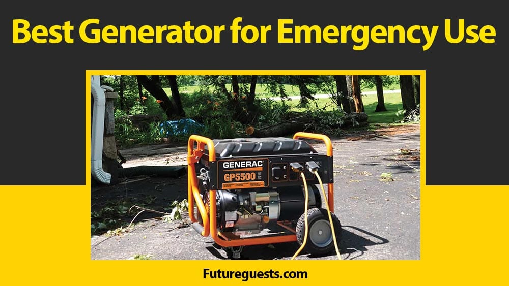 Best Generator for Emergency Preparedness