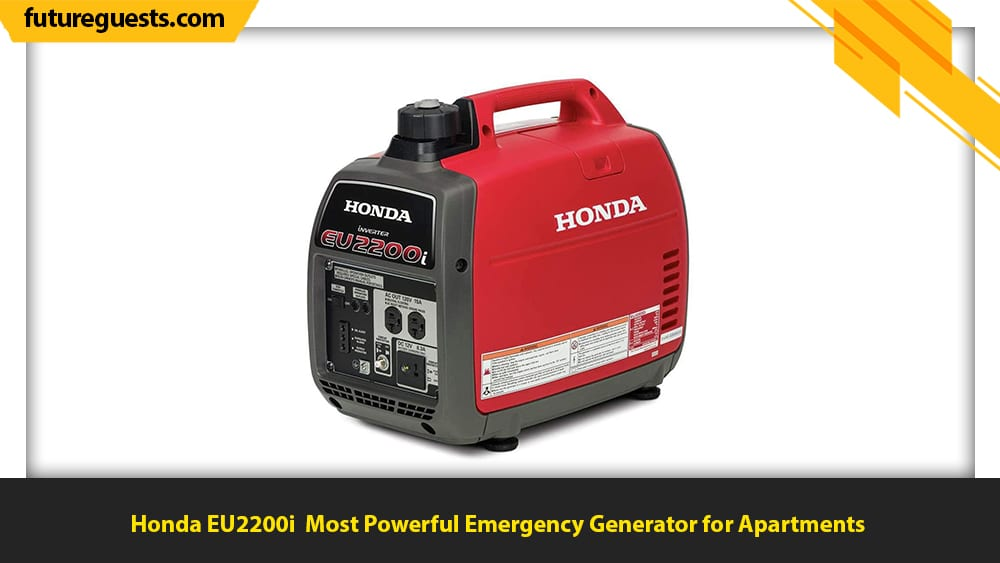best generator for emergency preparedness Honda EU2200i