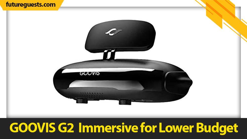 best vr headset for movies GOOVIS G2