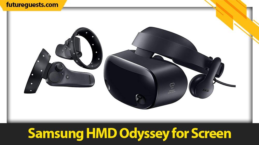 best vr headsets for vrchat Samsung HMD Odyssey